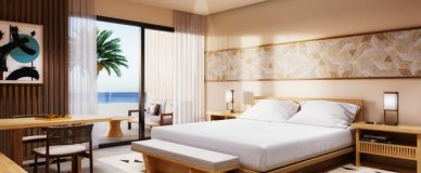 Nobu Los Cabos Double Queen Room