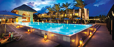 Pool at Punta Cana