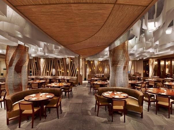 Restaurant at Nobu Hotel